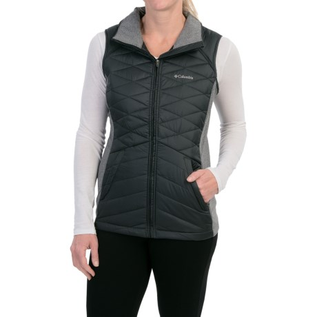 Columbia Sportswear Aurora's Glow Hybrid Vest - Insulated (For Women)