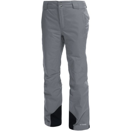 Columbia Sportswear Bugaboo Omni-Heat®, Omni-Tech® Snow Pants - Waterproof, Insulated (For Women)