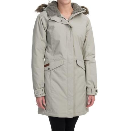 Columbia Sportswear Grandeur Peak Jacket - Insulated, Long (For Women)