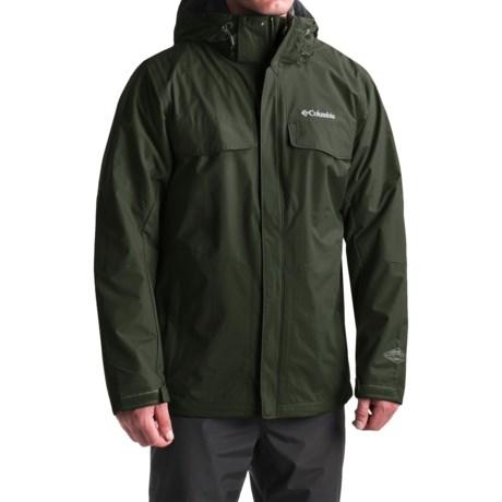 Columbia Sportswear Bugaboo Interchange Omni-Heat® Jacket - Waterproof, 3-in-1 (For Men)