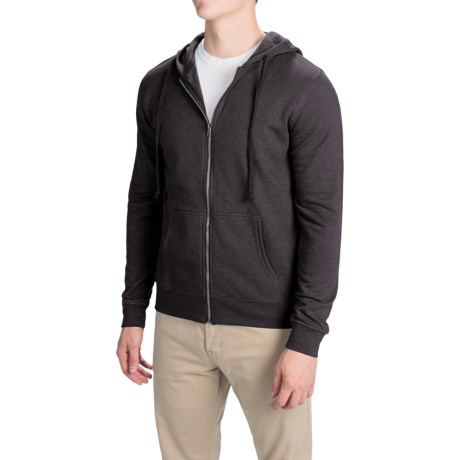 Threads 4 Thought Fleece Hoodie (For Men)