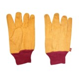 Dickies Yellow Chore Gloves (For Men and Women)