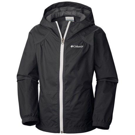 Columbia Sportswear Switchback Rain Coat (For Little and Big Girls)