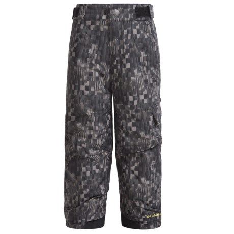Columbia Sportswear Ice Slope II Snow Pants - Insulated (For Toddlers)