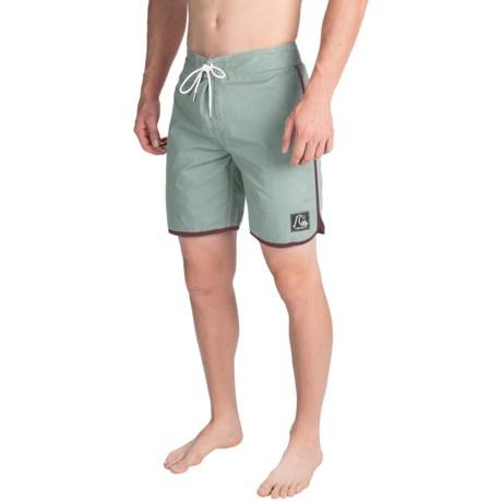 Quiksilver Original Scallop Boardshorts (For Men)