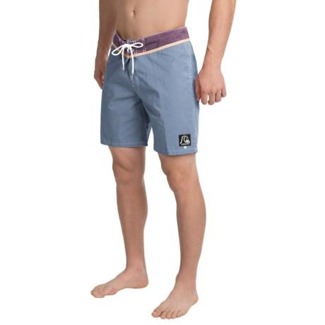 "Quiksilver Original Yoke Boardshorts - 18"" (For Men)"
