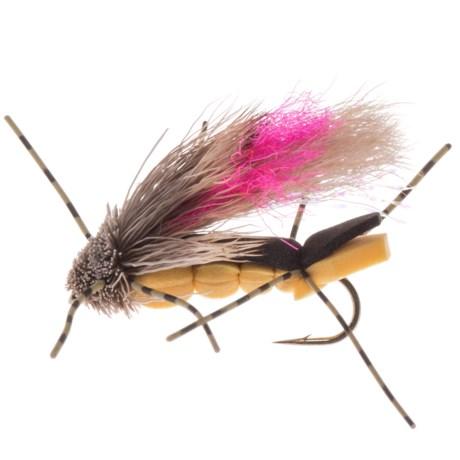 Umpqua Feather Merchants Yeager Tantrum Dry Fly - Dozen