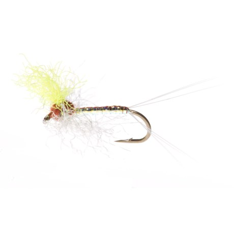 Umpqua Feather Merchants Potter's Opal Spinner Dry Fly - Dozen