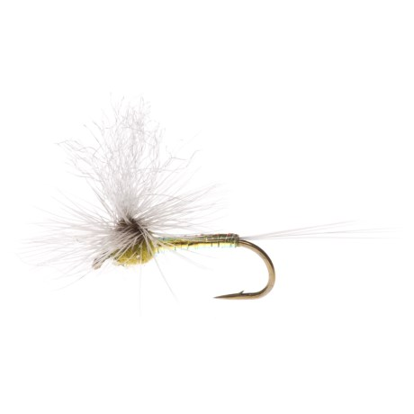 Umpqua Feather Merchants Potter's Opal Dun Dry Fly - Dozen