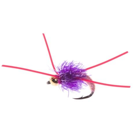 Umpqua Feather Merchants Hieronymus Money Bug Streamer Fly - Dozen