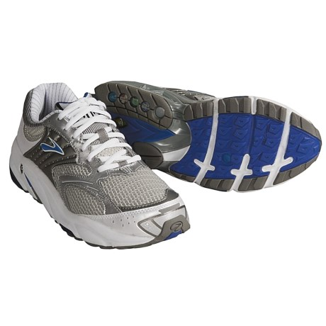excellent shoes with great arch support  review of brooks