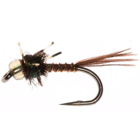 Umpqua Feather Merchants Golden Child Nymph Fly - Dozen