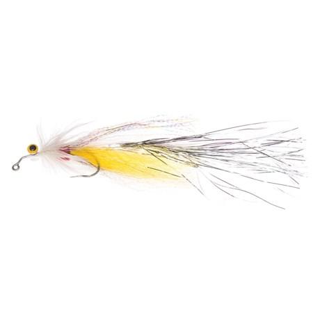 Umpqua Feather Merchants Blanton Flashtail Whistler Saltwater Fly - 6-Count