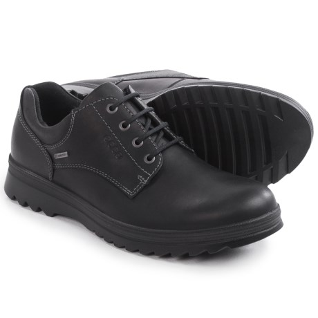 ECCO Darren Plain Toe Gore-Tex® Shoes - Waterproof, Leather (For Men)