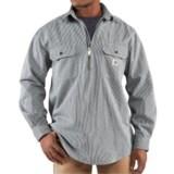 Carhartt Hickory Stripe Shirt - Long Sleeve (For Men)