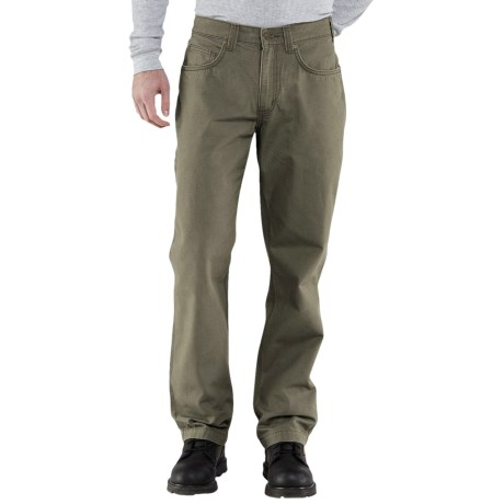 Carhartt Relaxed Fit Cell Phone Pants - Factory Seconds (For Men)