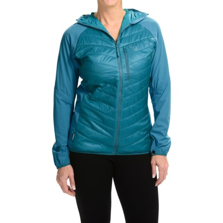 Dynafit Traverse PrimaLoft® Hybrid Jacket - Insulated (For Women)
