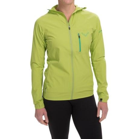 Dynafit Trail Jacket - Windproof (For Women)