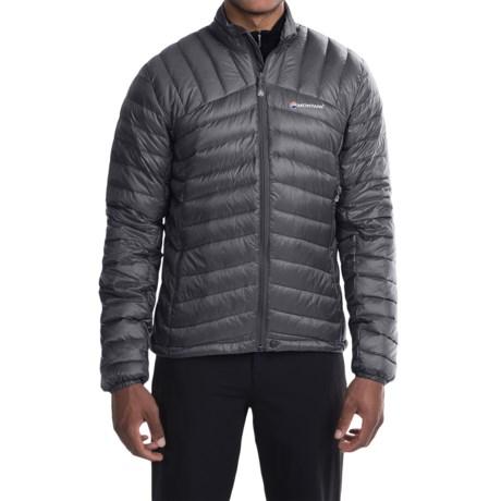 Montane Featherlite Micro Down Jacket - 750 Fill Power (For Men)