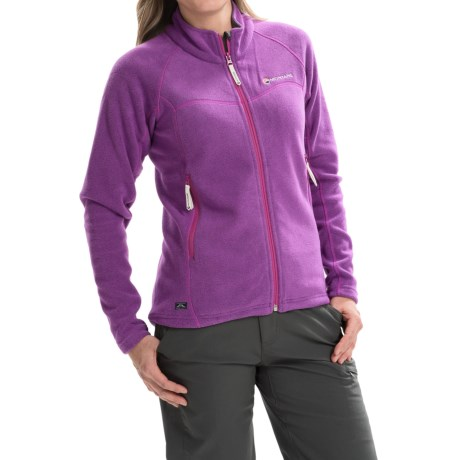 Montane Snow Storm Fleece Jacket (For Women)