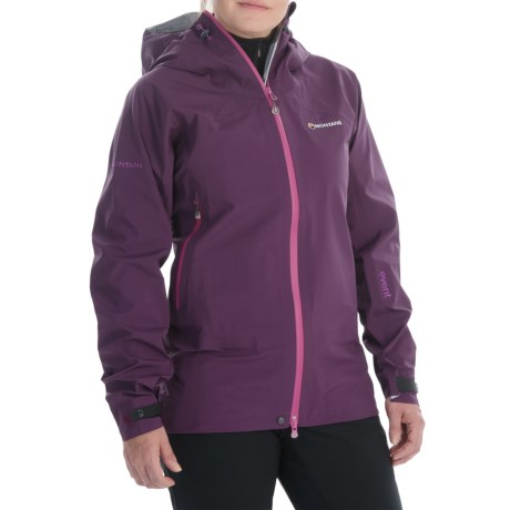 Montane Direct Ascent eVent® Jacket - Waterproof (For Women)