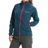 Montane Alpine Stretch Soft Shell Jacket (For Women)