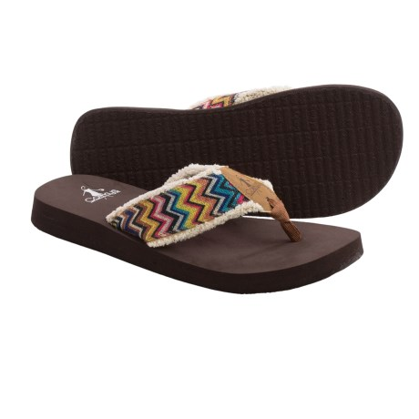 Corkys Footwear Star Flip-Flops (For Women)