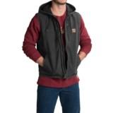 Carhartt Knoxville Hooded Vest - Fleece Lined, Factory Seconds (For Men)