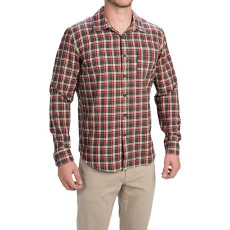 Gramicci Madras Shirt - Long Sleeve (For Men)