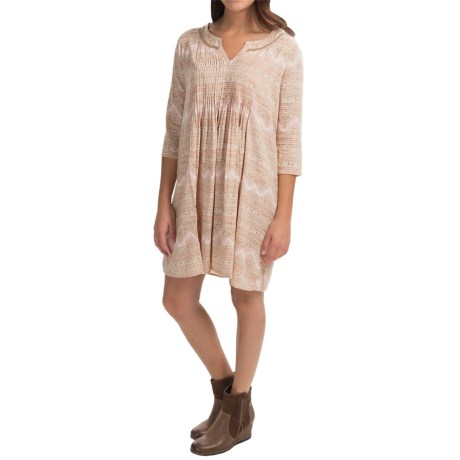 Gramicci Tilly Dress - 3/4 Sleeve (For Women)