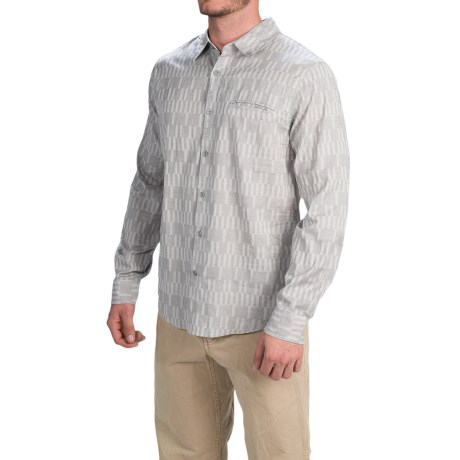 Gramicci Ladder Shirt - Long Sleeve (For Men)