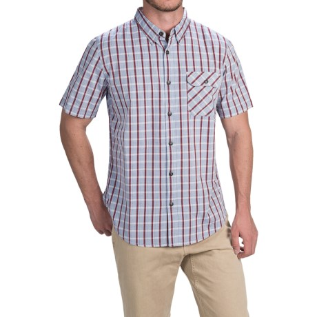 Gramicci Payton Shirt - Short Sleeve (For Men)