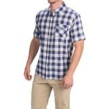 Gramicci Parkside Shirt - Short Sleeve (For Men)