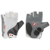 Castelli Rosso Corsa Bike Gloves - Fingerless (For Women)