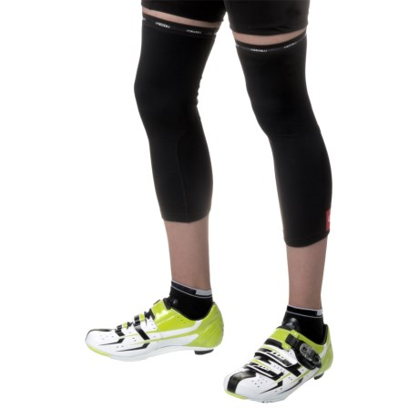 Castelli Thermoflex Cycling Knee Warmers (For Men)