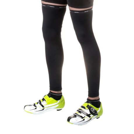 Castelli Thermoflex Classic Cycling Leg Warmers (For Men)