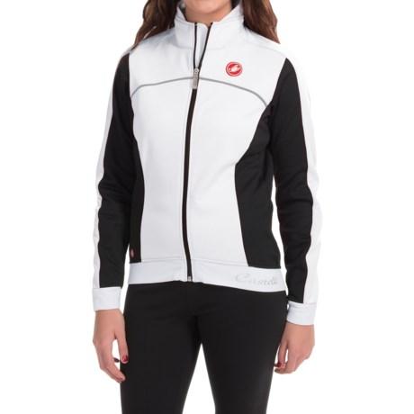 Castelli Viziata Windstopper® Cycling Jacket (For Women)