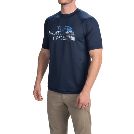 The North Face Class V Shirt - UPF 50, Short Sleeve (For Men)