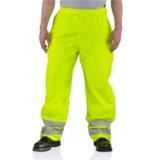 Carhartt High-Visibility Class 3 Pants - Waterproof (For Men)