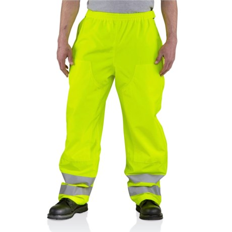 Carhartt High-Visibility Class 3 Pants - Waterproof (For Men)