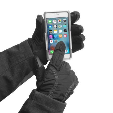 Manzella Backcountry TouchTip Gloves - Waterproof (For Men)