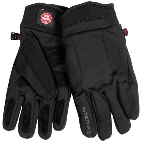 Manzella Trekker 2 Gloves - Windstopper® (For Women)