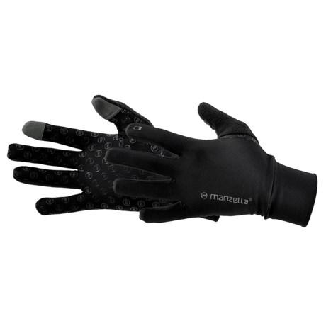 Manzella Sprint TouchTip Gloves (For Men)