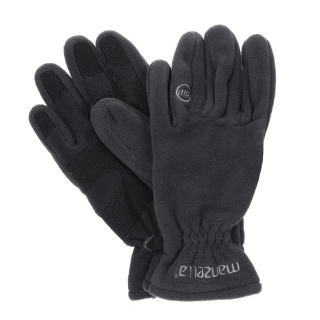 Manzella Polartec ® Wind Pro®-10 Fleece Gloves (For Women)