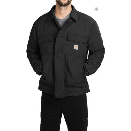 Carhartt Flame-Resistant Lanyard Access Jacket - Quilt Lined (For Men)