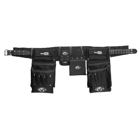 Huge And Heavy Review Of Black Rhino Pro Grade Tool Belt