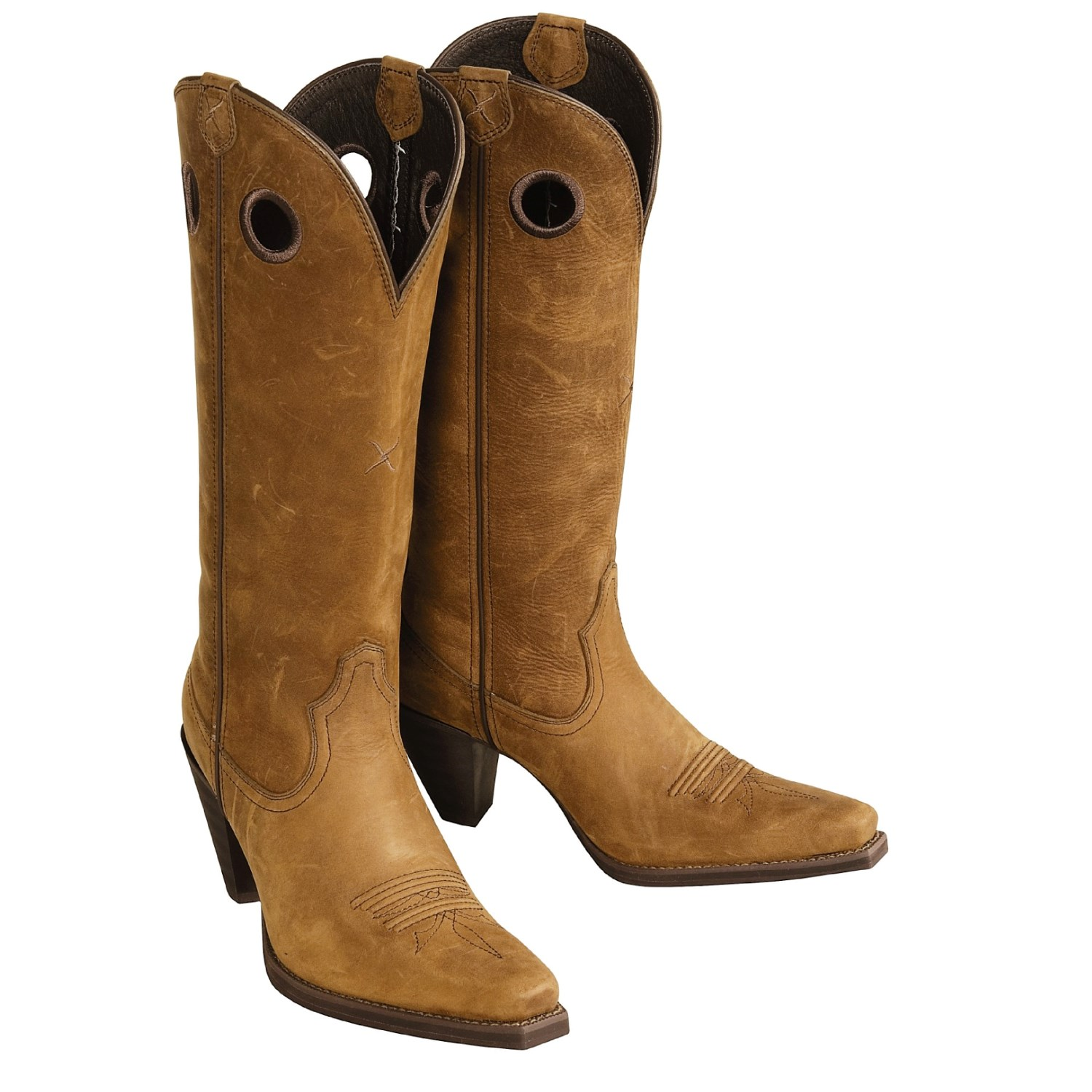 twisted x high heel western boots for 1023j save 42