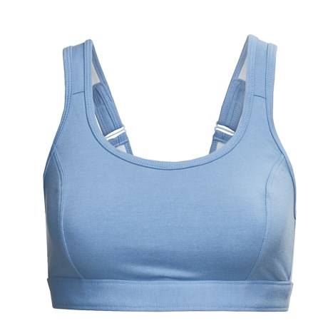 Moving Comfort Athena Sports Bra (For Women)