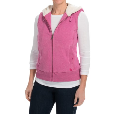 Carhartt Great Lakes Vest - Fully Lined (For Women)