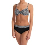 Captiva Adjustable-Strap Bikini - Underwire, Hipster Bottoms (For Women)